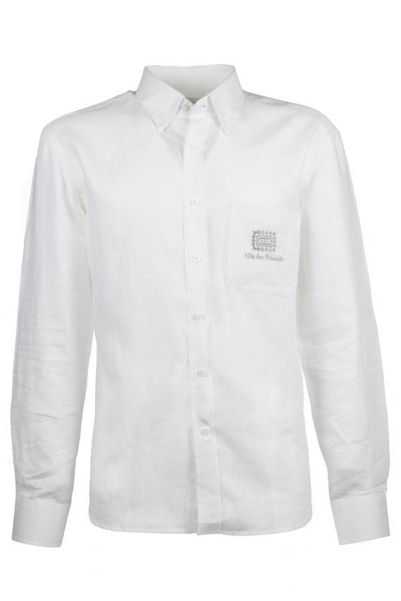 Camicia-Lino – grigio